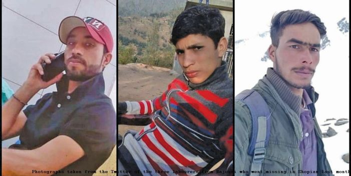 Shopian fake encounter: Bodies of 3 Rajouri labourers handed to families