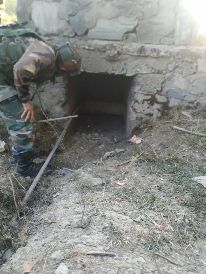 IED found, destroyed in Baramulla