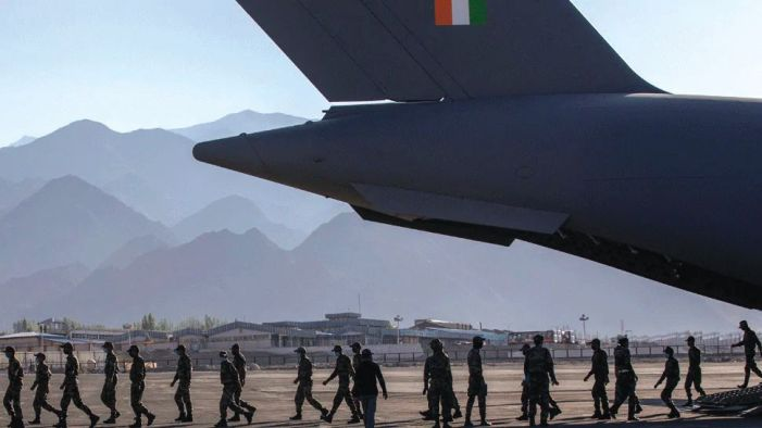 Indian Army more capable than Chinese of fighting war in Ladakh winter: Northern Command
