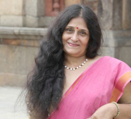 When I see a work of art that stirs me, I must write: Uma Nair