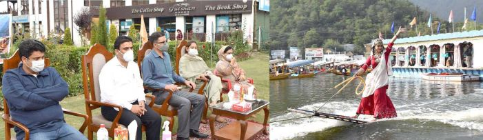 World Tourism Day celebrated: Sarmad assures stakeholders full support in tourism promotion