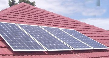 Government to tap solar energy for meeting power demand in Schools