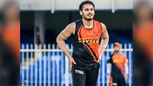 J&K cricketer Abdul Samad makes IPL debut