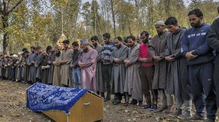 BJP workers killings: IGP names two local militants and 'possibly another foreign militant' as assailants