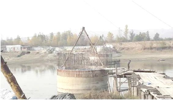 18 years on, Baramulla Jetty Bridge awaits completion