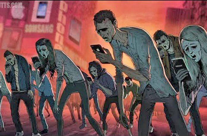 Digital Zombies: Our addiction to social media is allowing machines to manipulate us into destroying ourselves and each other