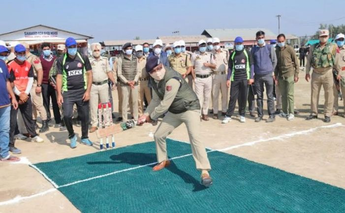 Police to provide platform to youth to enhance their talent: DGP