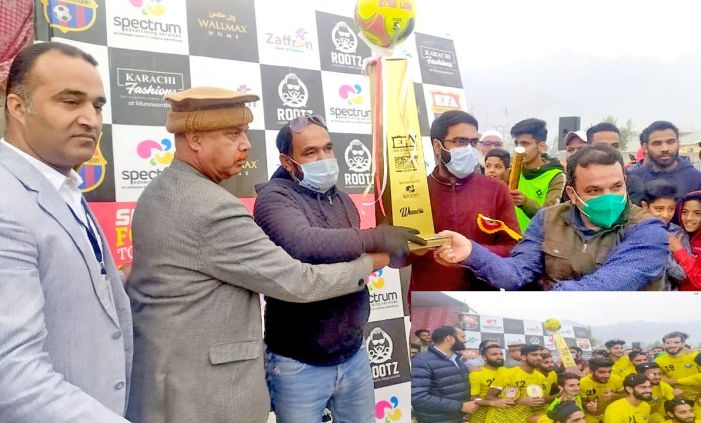 Spectrum Football Tournament: RKFC clinches title after beating Lexicon FC by 7-0