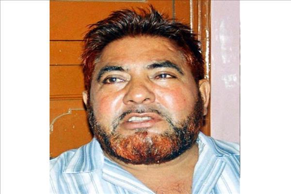 Notorious govt gunman Papa Kishtwari dies of heart attack at police hospital in Srinagar