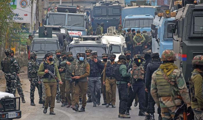 Hizbul's Kashmir commander 'Dr Saifullah' slain in Srinagar