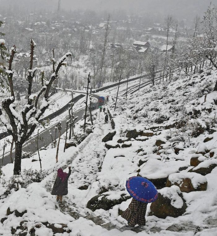 Expect another spell of rains, snow from Friday: MeT
