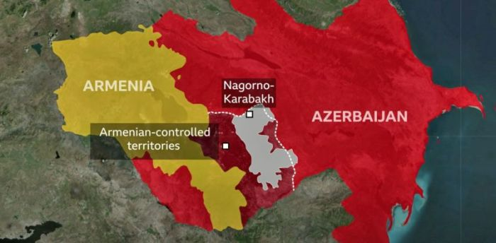 The Conflict of Nagorno-Karabakh