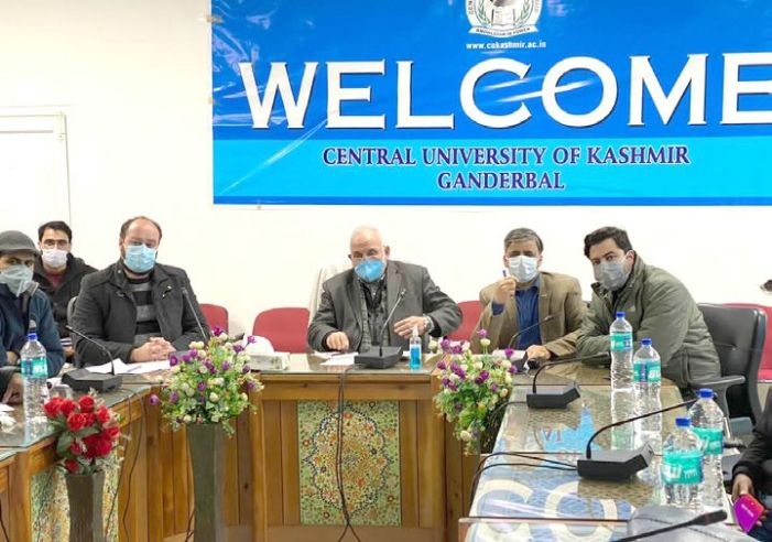 5-day induction programme begins at DCJ CUK