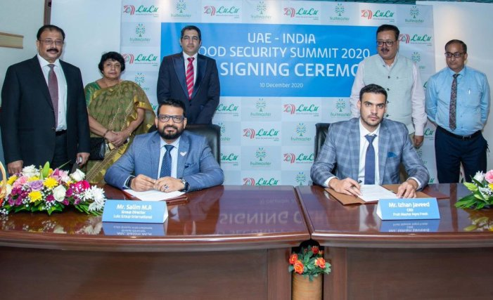 Indian-owned Lulu group to set up food processing centre in JK