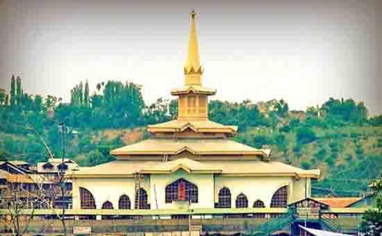 Hazrat Sheikhul Aalam (RA), the most revered saint of Kashmir