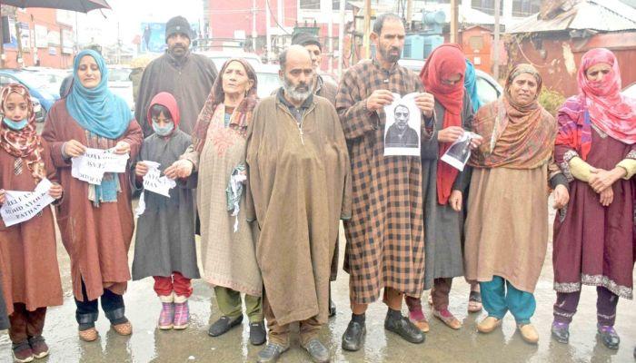 Is it crime to visit Delhi for work, ask families of 3 Kashmiri men arrested by Delhi Police