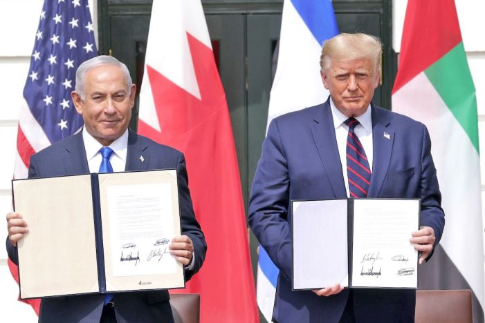 Israel 'Takes Advantage' of Trump's Remaining Days in Office