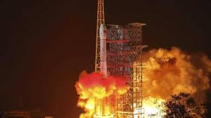 China successfully launches two satellites for gravitational wave detection