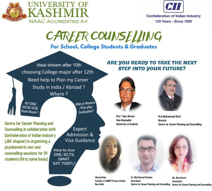 KU organises online career counselling session