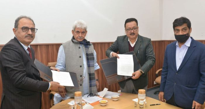 Government signs MoU with NAFED for High Density Plantation