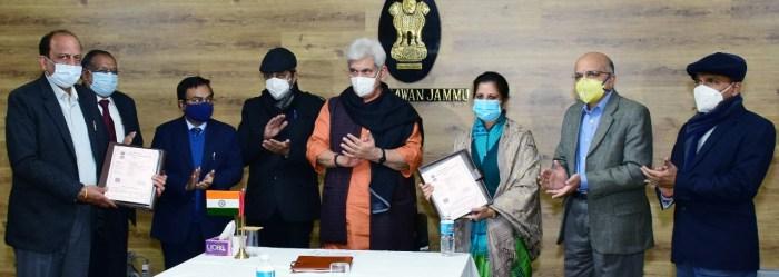 J&K govt, NBCC sign MoU to establish 2 IT Towers at Srinagar and Jammu