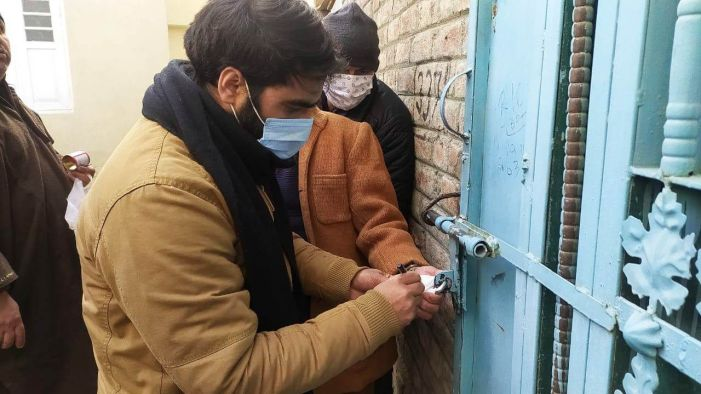 10 Coaching centres sealed in Pampore Tehsil
