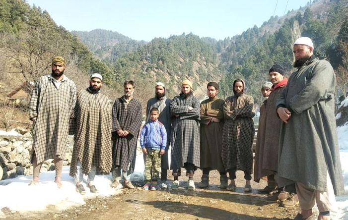 Aripal Zoastan village in Tral decry lack of basic amenities