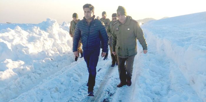 Bandipora, Gurez road likely to be opened in Ist week of March