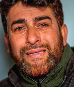 Father of Pulwama youth killed in Srinagar encounter booked