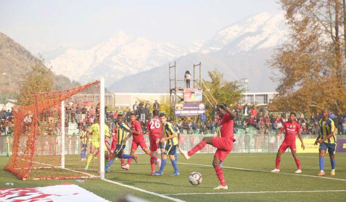 How football came to Kashmir