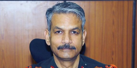 Lt Gen DP Pandey to be new GoC 15 Corps