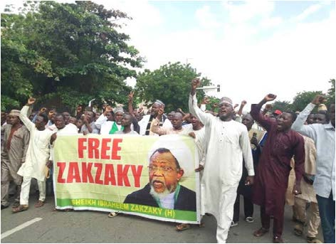 The incarceration of Sheikh Ibrahim El Zakzaky