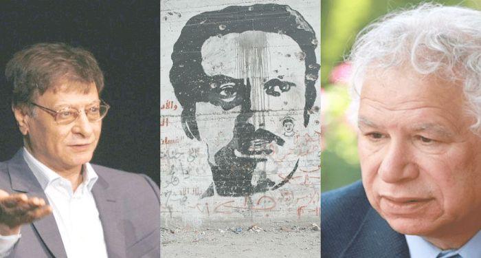 Barghouti, Darwish, Kanafani and the Language of Exile