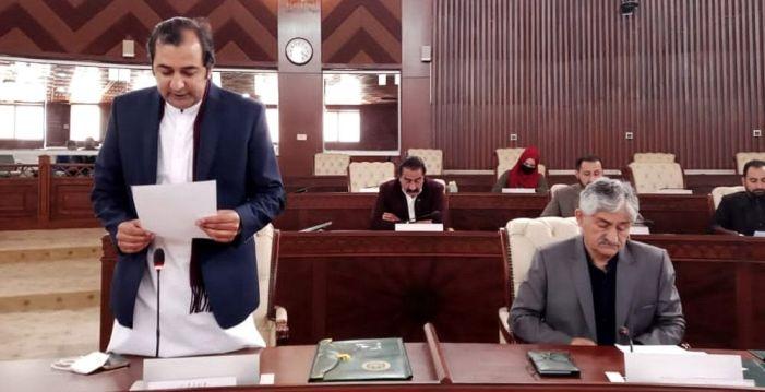 Gilgit-Baltistan Assembly adopts resolution demanding interim provincial status from Pakistan govt