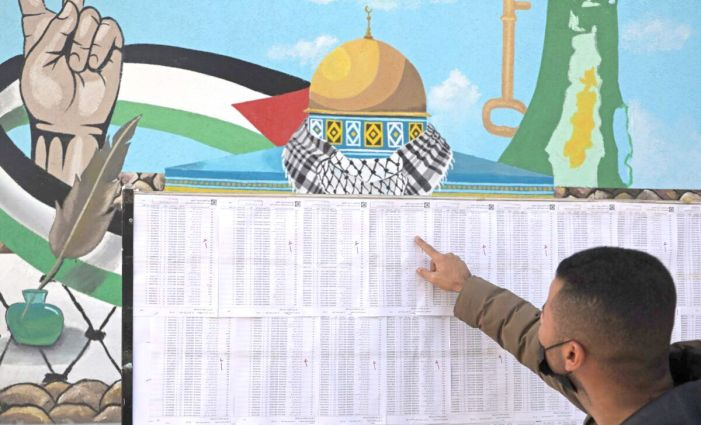 Elections under Fire: Palestine's Impossible Democracy Dilemma