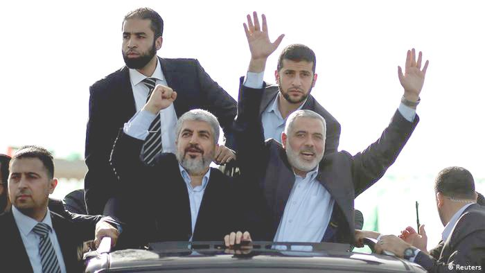 The 'Fascinating' Political Evolution of Hamas
