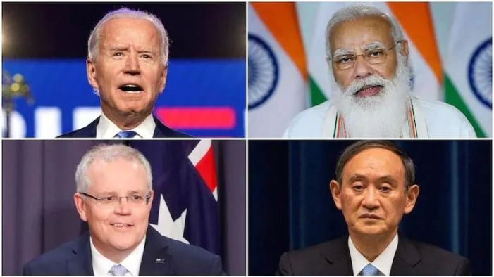 Quad leaders: Committed to free, open, secure and prosperous Indo-Pacific region