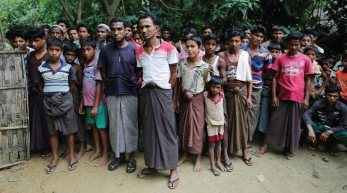 JK admin begins collecting biometric details of Rohingyas