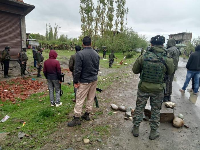 IED found along circular road in Pulwama, defused