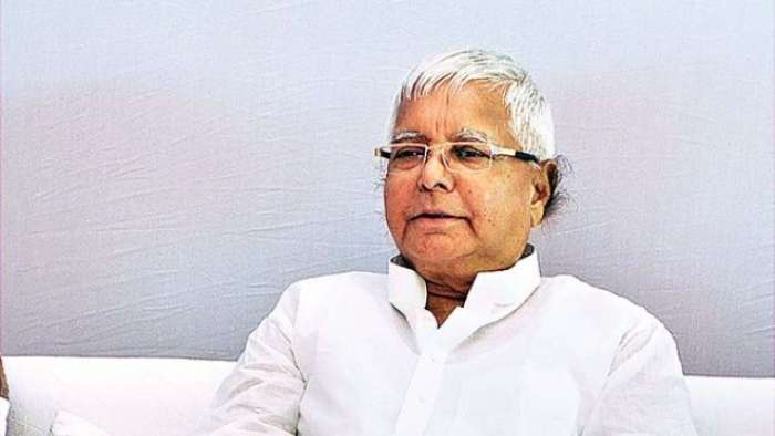 J'khand HC grants bail to Lalu in Dumka treasury case; paves way for his release from jail