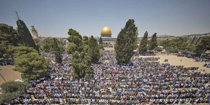 A Palestinian Prayer for Ramadan: May the Voices of the Oppressed Be Heard