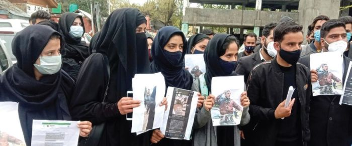 Court seeks report from police about harassment in Srinagar College