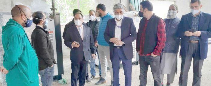 Pulwama, Shopian, Kulgam hospitals to have high capacity oxygen generation plants soon: DHSK