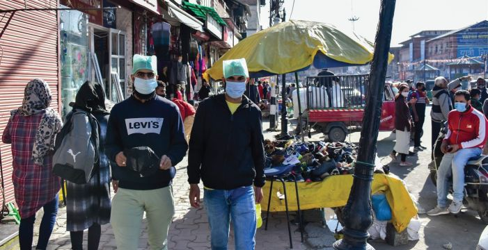 J&K records above 1500 cases, 6 deaths
