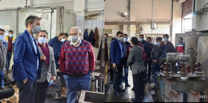 MD KPDCL conducts day long tour of various sites, divisions