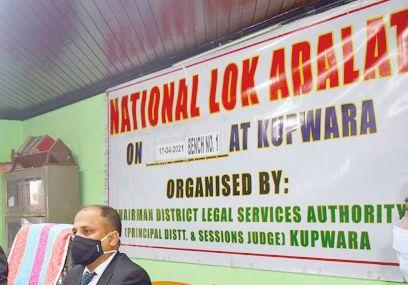 National Lok Adalat held across JK, Ladakh