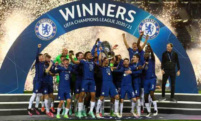 Kings of Europe: Chelsea beats City to win Champions League