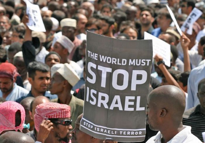Why Israel is Unacceptable to the Muslim World
