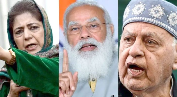Dehli's all-party meeting and BJP's J&K blueprint