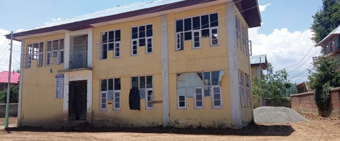 New building at ITI Shopian 'languishing' for 16 years due to dispute over funds